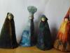 Vier poppen